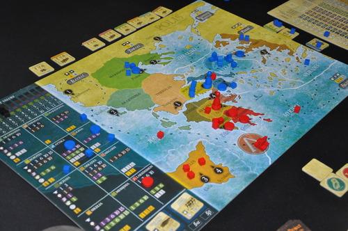 Polis fight for hegemony il gioco da tavolo sulla - Domino gioco da tavolo ...