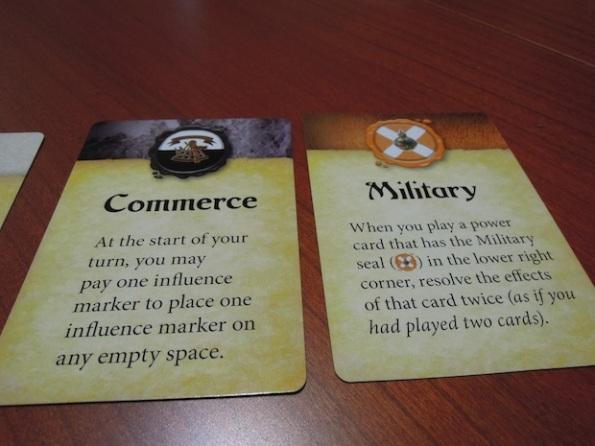 I bonus conferiti dal controllo della sezione Commercio e della sezione Militari