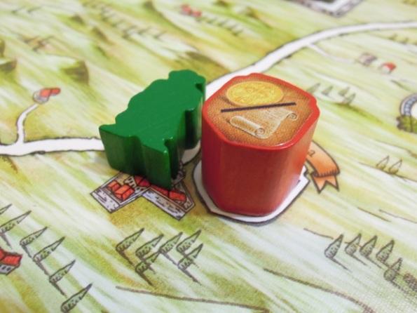 Il Vecchio è il nuovo gioco da tavolo di Rüdiger Dorn