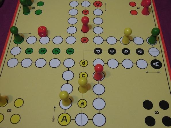 Uno dei board più famosi della storia dei giochi da tavolo
