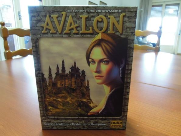 La scatola di Avalon, piccola e facile da portare in giro