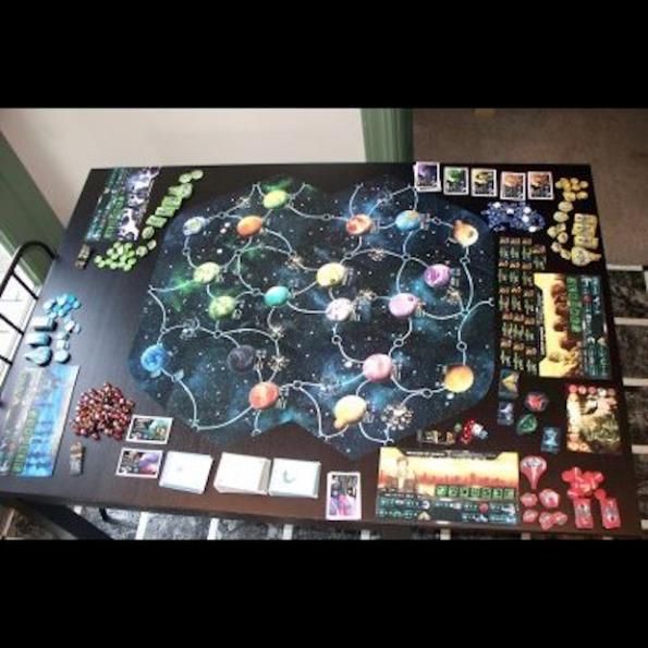 Una partita ad Empires of the Void