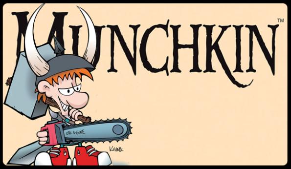 Il tratto inconfondibile di Kovalic per la copertina di Munchkin