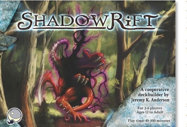 La scatola di Shadowrift in arrivo a breve anche in Italia