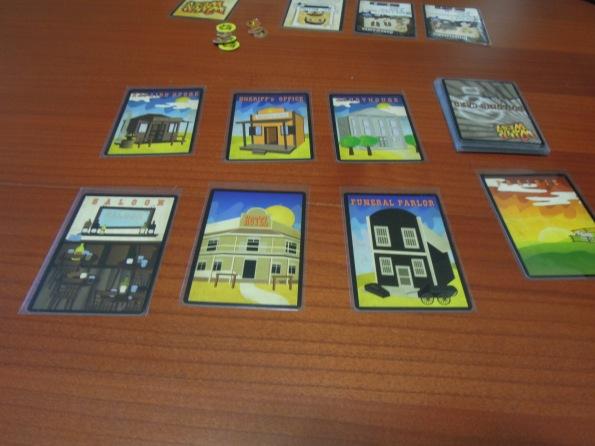 Ecco come appare una città dopo una partita a Wild Fun West