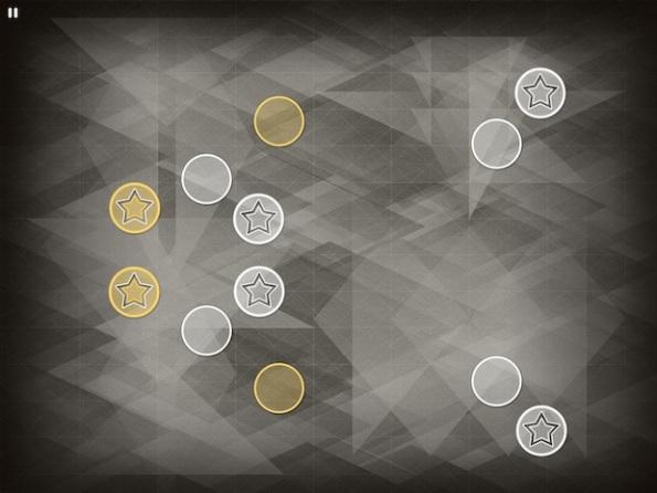 Una schermata in grigio per Fingstar