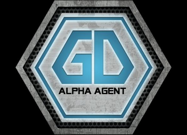 Galaxy Defenders Alpha Agent è il token destinato al primo giocatore del turno