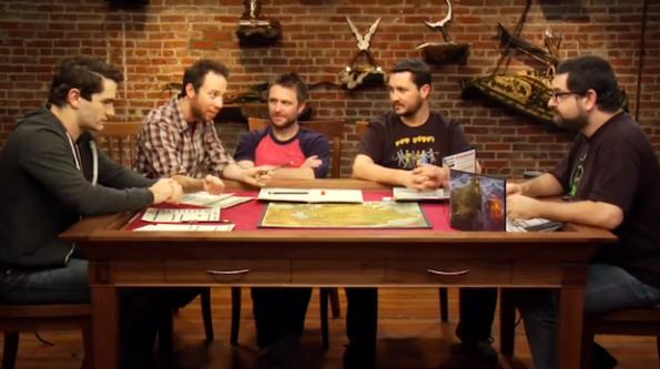 Il gruppo di Table Top che si cimenta con Dragon Age