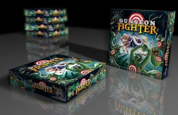 La scatola di Dungeon Fighter