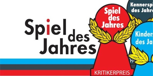 Il Logo dello Spiel des Jahres
