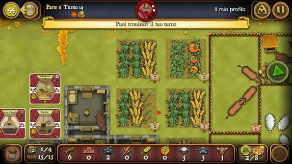 Una bella immagine della mia fattoria che sta crescendo passo dopo passo