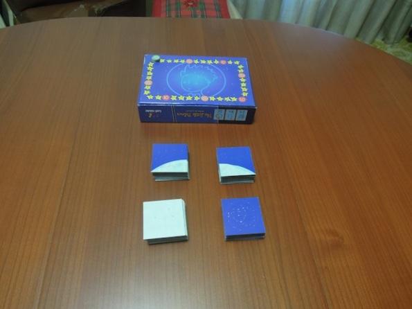 Piccolo Principe setup per una partita a quattro giocatori