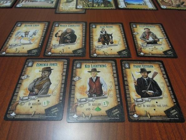 Revolver 2 è un gioco di carte per due giocatori con ambientazione western