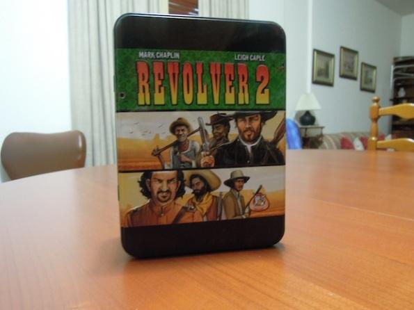 La scatola metallica di Revolver 2