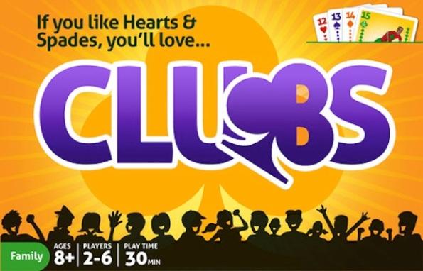 La scatola di Clubs in tutta la sua magnificenza
