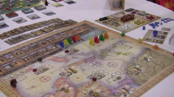 Il gioco da tavolo dedicato a Sir Francis Drake