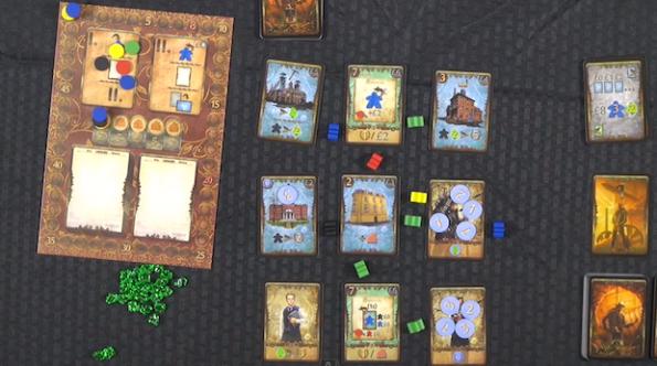 Un immagine di Spyrium, uno dei giochi più attesi di tutta la Gen Con