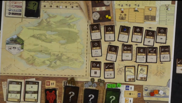 Robinson Crusoe è certamente uno dei giochi più attesi dle prossimo autunno
