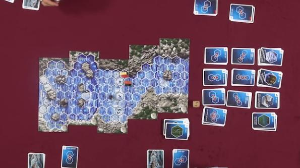 Una fase di gioco a Salmon Run protagonista di Game Night