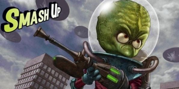 Smash Up è uno dei titoli più attesi della prossima edizione di Lucca Comics and Games