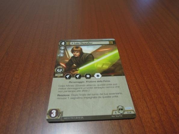 Luke Skywalker in tutto il suo splendore