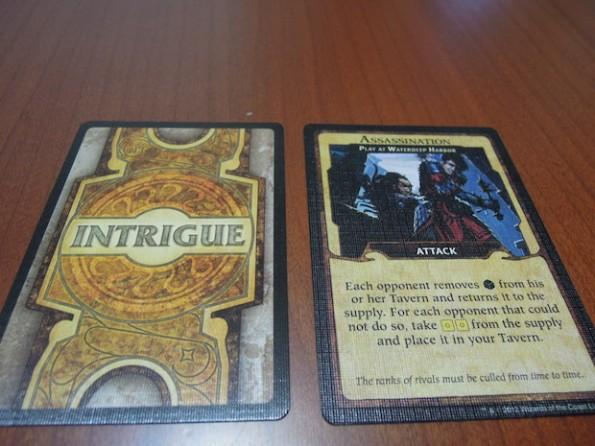 Le carte intrigo creano più di un problema ai nostri avversari