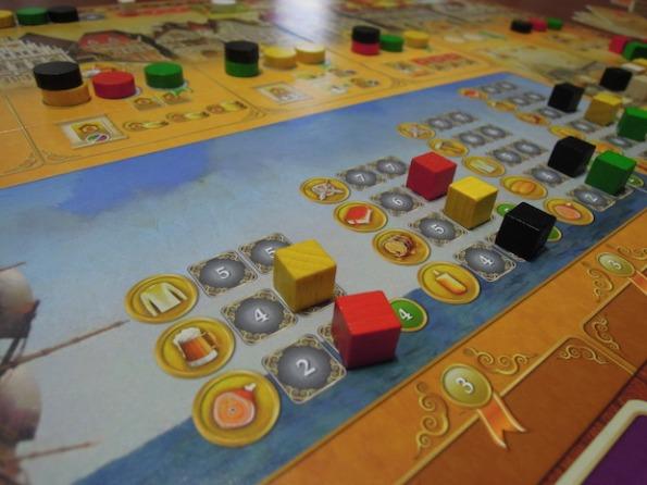 Produzione, magazzini e navi in partenza, questo è Craftsmen