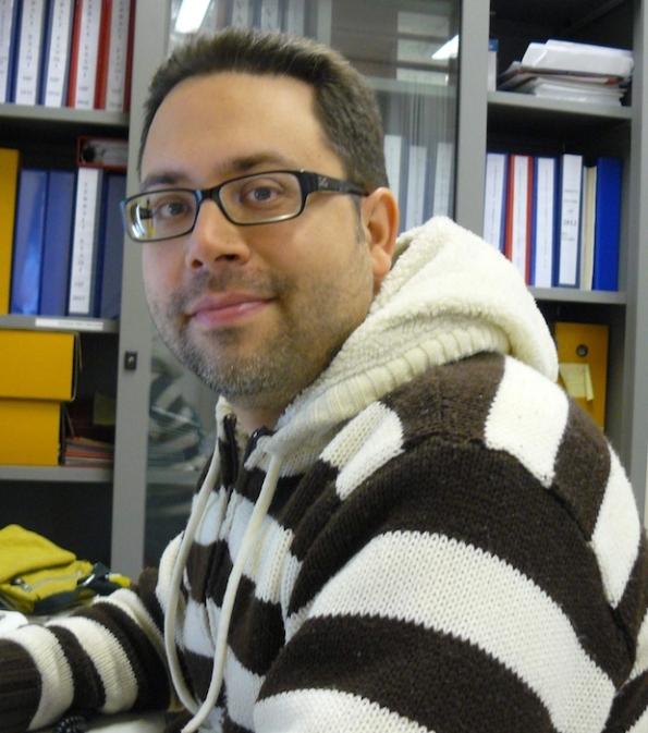 Alberto è uno dei Goblin della Tana di Padova