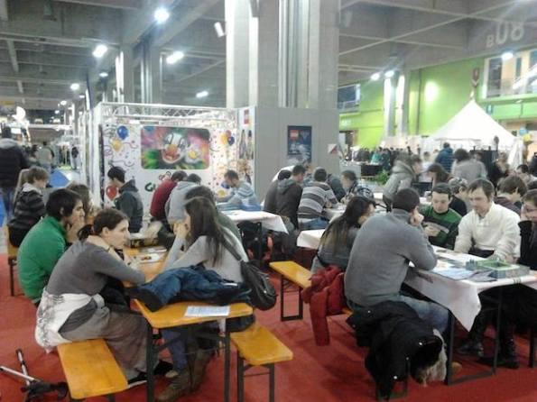 Expo Games ha registrato quasi ottomila visitatori, un bel successo