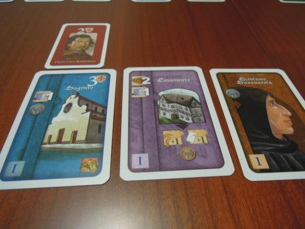 Il proprio quartiere è il fulcro attorno al quale ruota Florenza Card Game