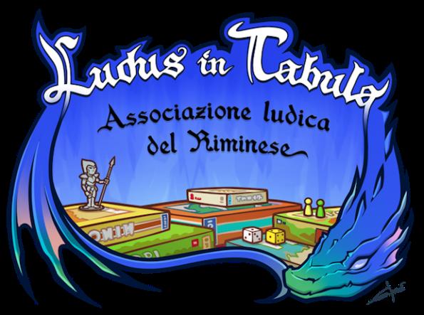 Il logo di Ludus in Tabula l'associazione fondata da Omar Rotili