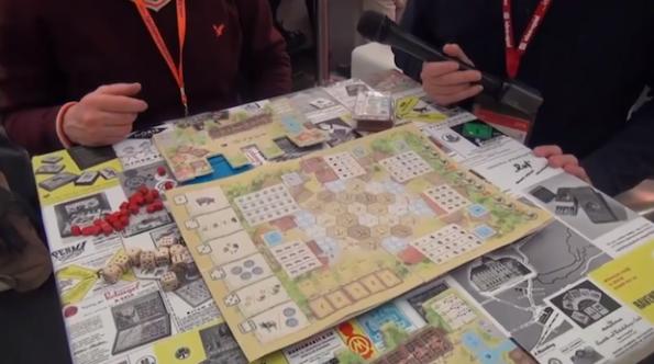 La Granja è uno dei giochi più interessanti di Norimberga 2014. E' ancora un prototipo però