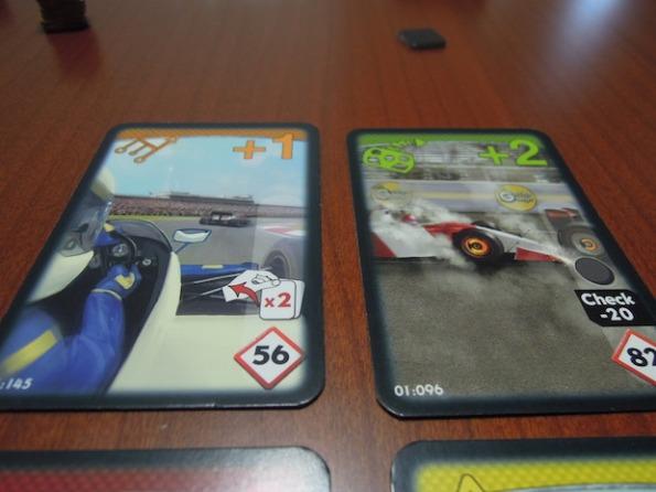 Le carte sono il cuore di Race! Formula 90