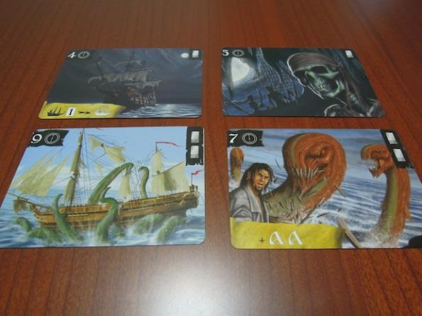Le carte missione di Seven Seas sono l'obiettivo da raggiungere