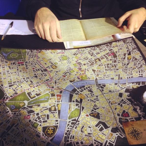 Sherlock Holmes Consulente Investigativo è stato uno dei giochi di maggior successo del Comicon
