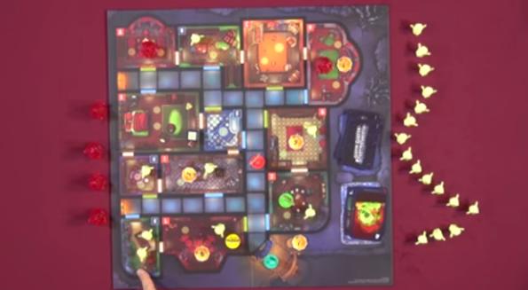 Geister Geister ha vinto il premio come miglior gioco per bambini in Germania