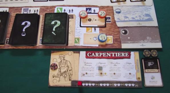 Robinson Crusoe è un gioco a lungo atteso con una bella componentistica
