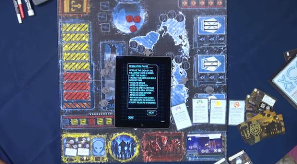 XCOM della Fantasy Flight ha rubato l'occhio a parecchi visitatori della Gen Con 2014