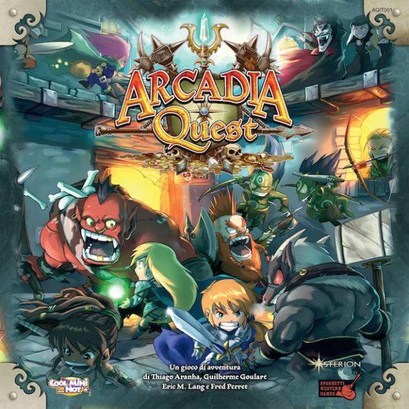 La grafica di Arcadia Quest è tutta un programma