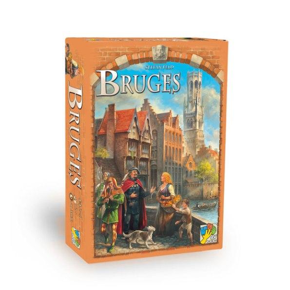 La scatola di Bruges di Stefan Feld