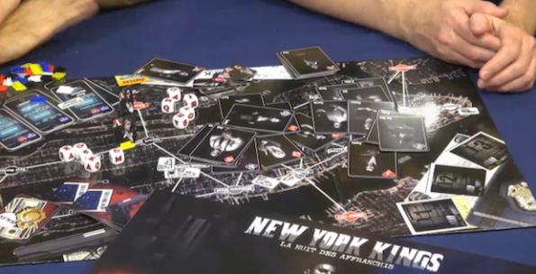 La componentistica hard boiled di New York Kings