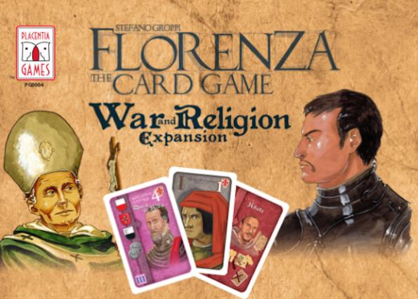 La copertina di War and Religion