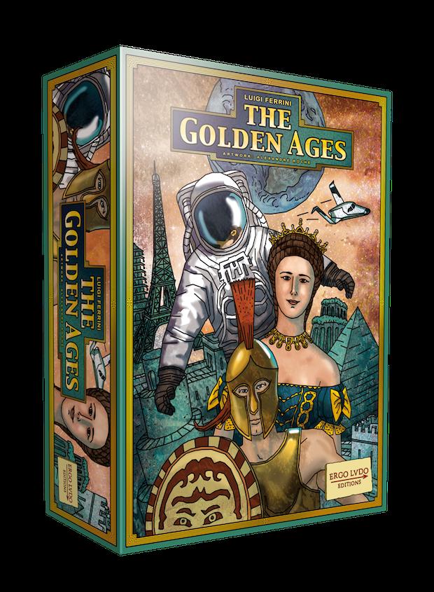 La scatola di The Golden Ages