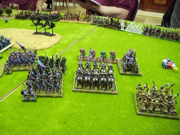 Warhammer Fantasy Battle è uno dei wargame tridimensionali più famosi