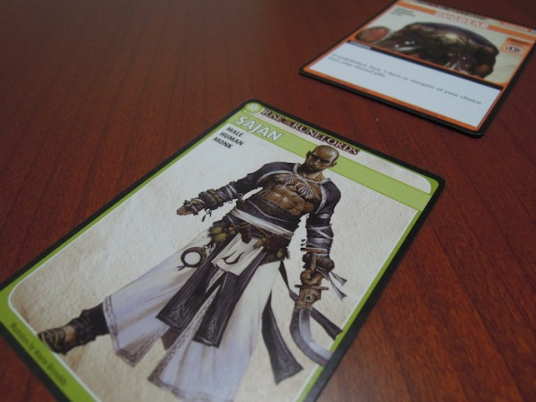 Pathfinder Adventure Card Game è il miglior gioco light del 2014