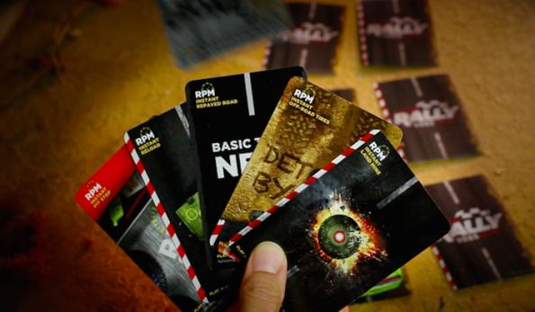 Giocare le carte giuste è fondamentale per arrivare primi al traguardo