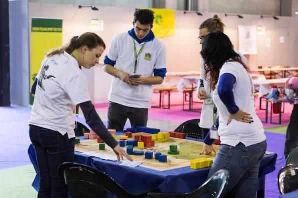 A Expogames 2015 si è giocato alla grande