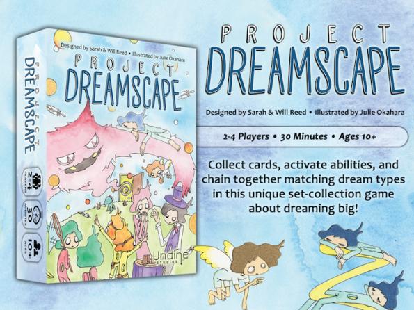 La grafica di Project Dreamscape è particolare